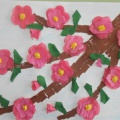Фотоотчет «Весенние поделки»