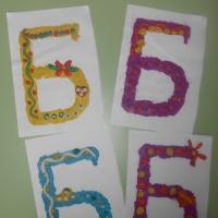 Фотоотчет «Учим буквы»