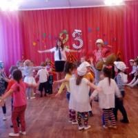 23 Февраля. Фотоотчет о музыкально-спортивном празднике в детском саду