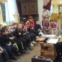 Фотоотчет о посещении музея с детьми старшей группы «Краеведческий музей города Златоуста»