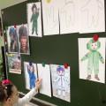 Сообщение из опыта работы: «Нетрадиционный прием рисования человека детьми дошкольного возраста» Конспекты занятий.