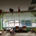 Осеннее оформление групповой комнаты и раздевалки