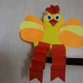 Мастер-класс «Пасхальный цыпленок»