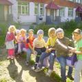 Перспективно-тематическое планирование на лето в старшей группе. Часть 2