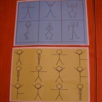 Дидактические игры со счетными палочками в детском саду.