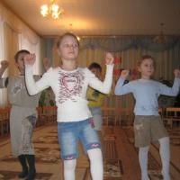Комплекс ритмической гимнастики мини-степ для детей старшей и подготовительной группы в ДОУ