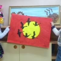 Фотоотчёт «Русский народный календарь в ознакомлении детей 4–5 лет с природой и изобразительно-прикладным искусством»