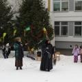 Развлекательное мероприятие на улице «Масленица»