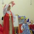 Конспект интегрированного занятия в средней группе детского сада «Русская матрёшка»
