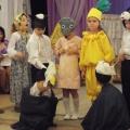 Премьера спектакля сказки «Репка». Участники— дети подготовительной группы, зрители-дети младшей и средней группы.