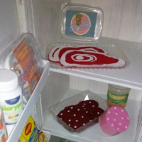 Мастер-класс «Холодильник— как настоящий»