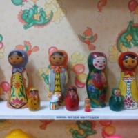 Проект «Приобщение детей к русской народной культуре. Русские народные обычаи»
