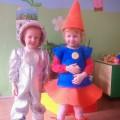 Самый загадочный и интересный праздник, особенно для малышей «День космонавтики» (фотоотчёт)