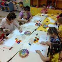 Мастер-класс для родителей «Нетрадиционные техники рисования с детьми дошкольного возраста»