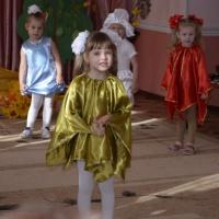 Фотоотчёт об осеннем празднике «Праздник осени» в средней группе