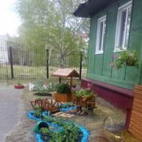 Обустройство участка детского сада