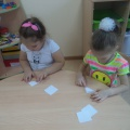 Мастер-класс по оригами «Снежинка»