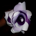Мастер-класс по изготовлению поделки из цветной бумаги «Царица цветов— роза»