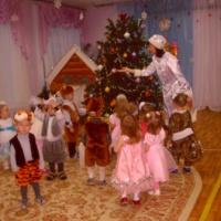 Проект для детей первой младшей группы «Чудо-праздник— Новый год!»