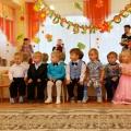 Сценарий осеннего праздника для детей первой младшей группы «Осень к нам пришла»