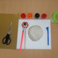 Мастер-класс для детей младшего дошкольного возраста «Тестопластика»