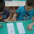 Творческая деятельность детей по теме «Одежда и обувь». Фотоотчёт.