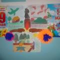 Празднование Дня Победы в детском саду (фотоотчет)