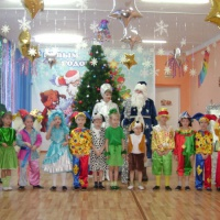 Фотоотчёт «Дед Мороз к нам приходил и Подарки приносил…»