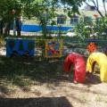 Оформление участка детского сада в летний период