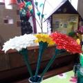Мастер-класс «Цветы из изоленты»