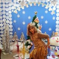 Фотоотчет «Новогодние сказочные герои»