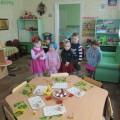 Фотоотчет о выставке детского творчества к празднику «Светлого Христова Воскресения»