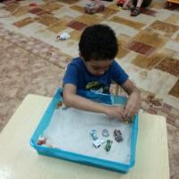 Консультация для родителей «Дидактические игры для родителей с детьми для сенсорного развития»