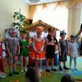 Конспект ООД по познавательному развитию в средней группе «Путешествие в страну сказок»