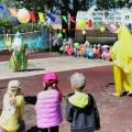 Сценарий летнего праздника для детей старшего дошкольного возраста «День Нептуна»