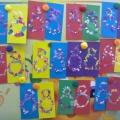 Мастер-класс по изготовлению открыток к 8 Марта для мам