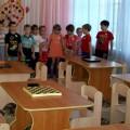 «Шашечный турнир». Соревнование детей в играх с шашками