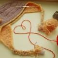 Моё любимое хобби— вязание