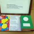 Дидактическая игра-лото «Геометрические фигуры»