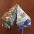Мастер-класс по изготовлению подарочной упаковки «Новогодний торт»