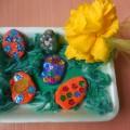 Мастер-класс «Пасхальное яйцо»