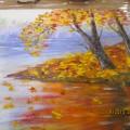 Мастер-класс по рисованию «Осень»