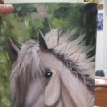 Мастер-класс «Рисование лошади»