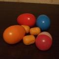 Моё увлечение. Развивающие игрушки из контейнеров от Киндер-сюрпризов