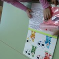 Дидактическое игровое пособие по сенсорике «Веселые гномы» для детей раннего возраста
