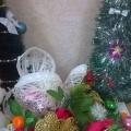 Отчёт о выставке «Новогодние чудеса»