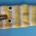 Чудо-носок своими руками для привлечения внимания детей в детском саду