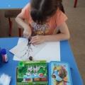 Конспект непосредственно-образовательной деятельности в подготовительной группе «Вербочка». Пластилинография