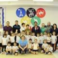 Сценарий спортивного праздника «Семейные старты» для детей и родителей подготовительной к школе группы