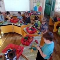 Конспект НОД по конструированию «Строим дом» в подготовительной группе